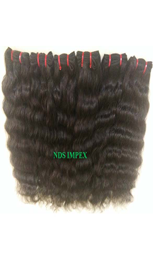 Natural Wavy Hair Exporter In India